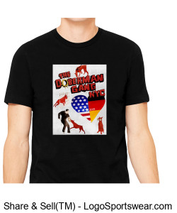 2019 Steuben Parade - Men's T-shirt Design Zoom