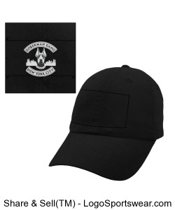 Embroidered Logo (front) Gap Cap Design Zoom